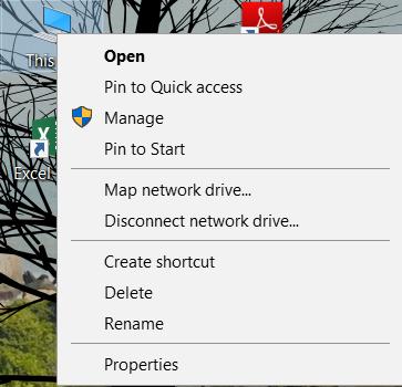 Kiểm tra ram laptop bằng Computer Properties