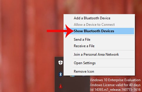 cách kết nối bluetooth laptop với loa bluetooth