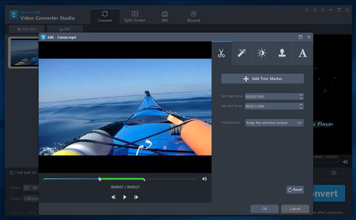 Phần mềm chuyển đổi video - Apowersoft