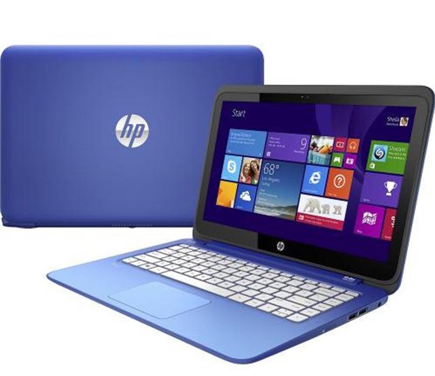 Laptop nhỏ gọn giá rẻ HP