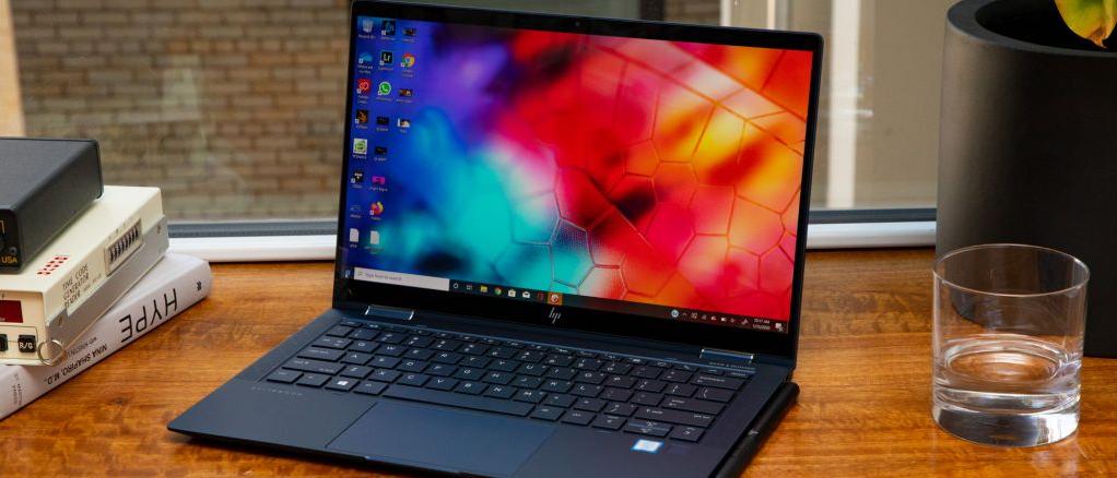 Máy tính xách tay tốt nhất 2020 - HP Elite Dragonfly
