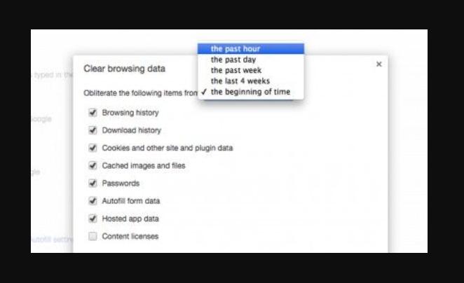 Cách xóa lịch sử trên máy tính win 10 của bạn trong Google Chrome