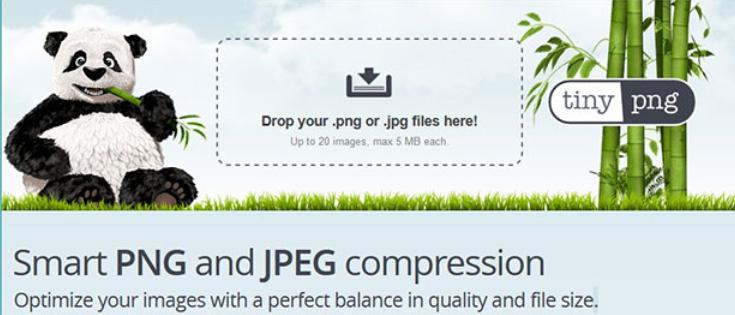 Tiny PNG tối ưu hóa hình ảnh