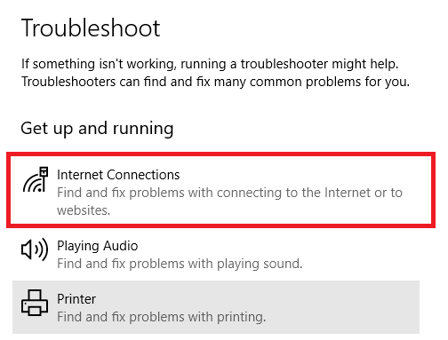Cách khắc phục máy tính không nhận wifi bằng chạy các lệnh mạng