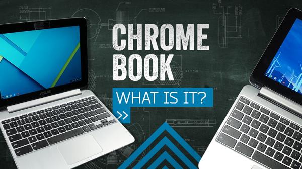 Chromebook là gì?
