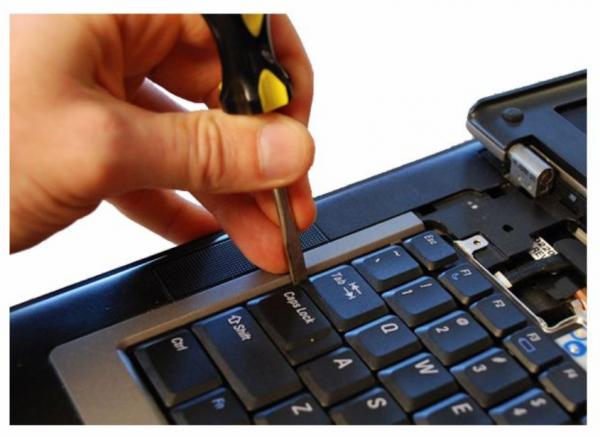 bàn phím laptop bị liệt