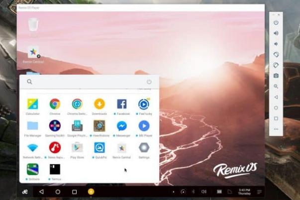 Cách tải PUBG Mobile trên PC bằng trình giả lập Remix OS Player